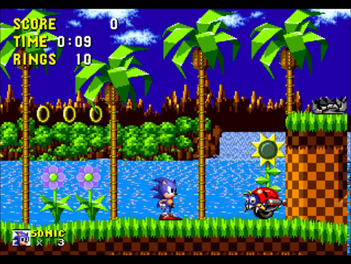 Sonic-the-Hedgehog -cdkeys.com