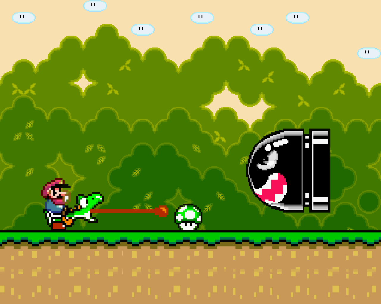 Super Mario World -cdkeys.com
