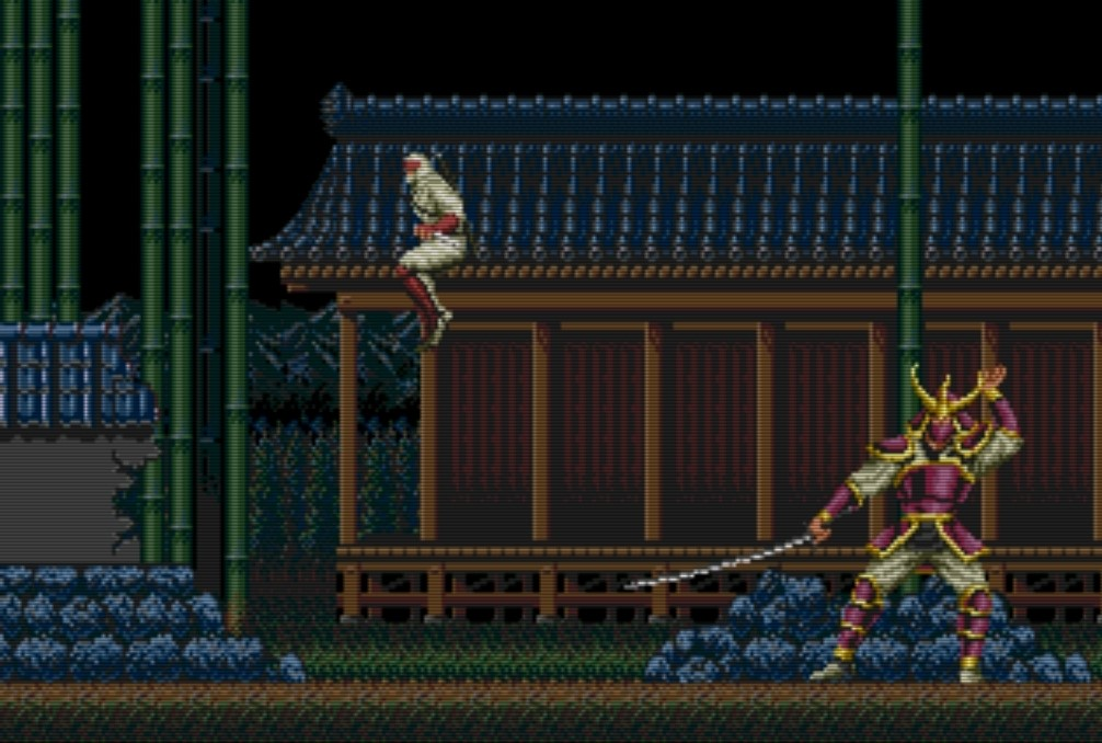 The Revenge of Shinobi -cdkeys.com