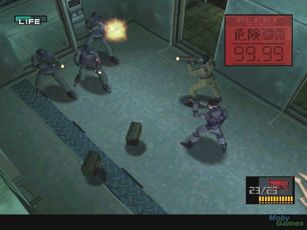 metal gear solid -cdkeys.com