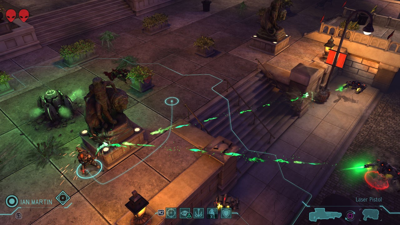 XCOM Enemy Unknown