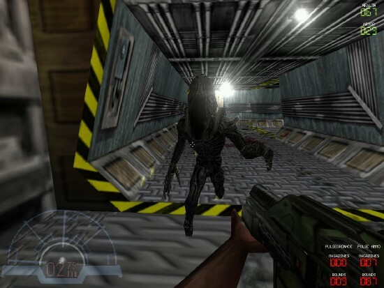 Aliens VS Predator (1999) -cdkeys.com