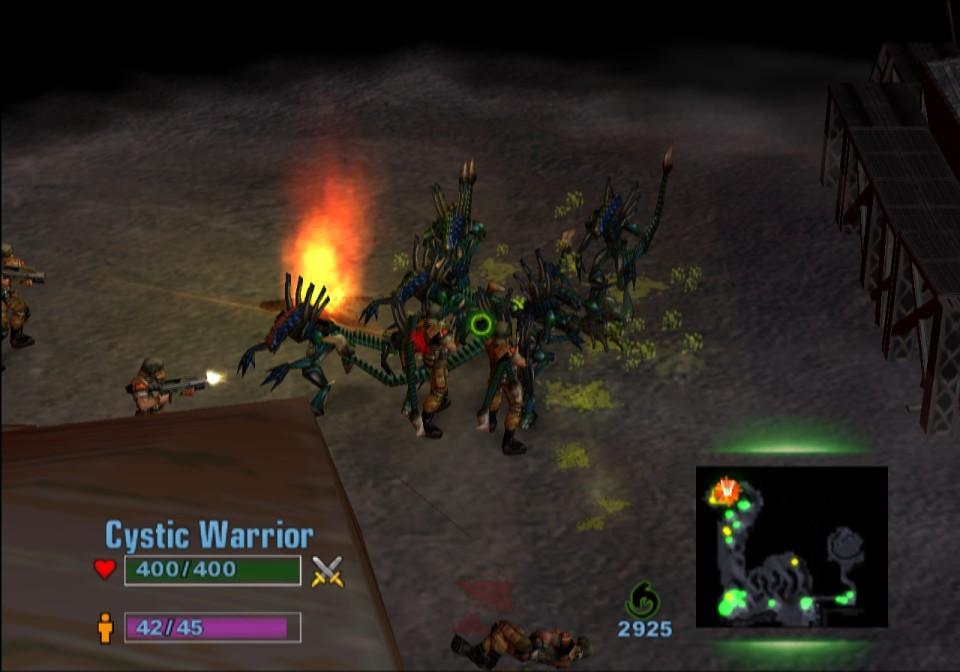 Aliens VS Predator Extinction -cdkeys.com