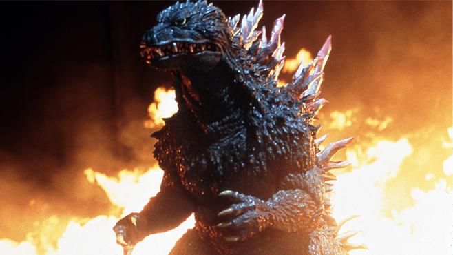 Godzilla video games