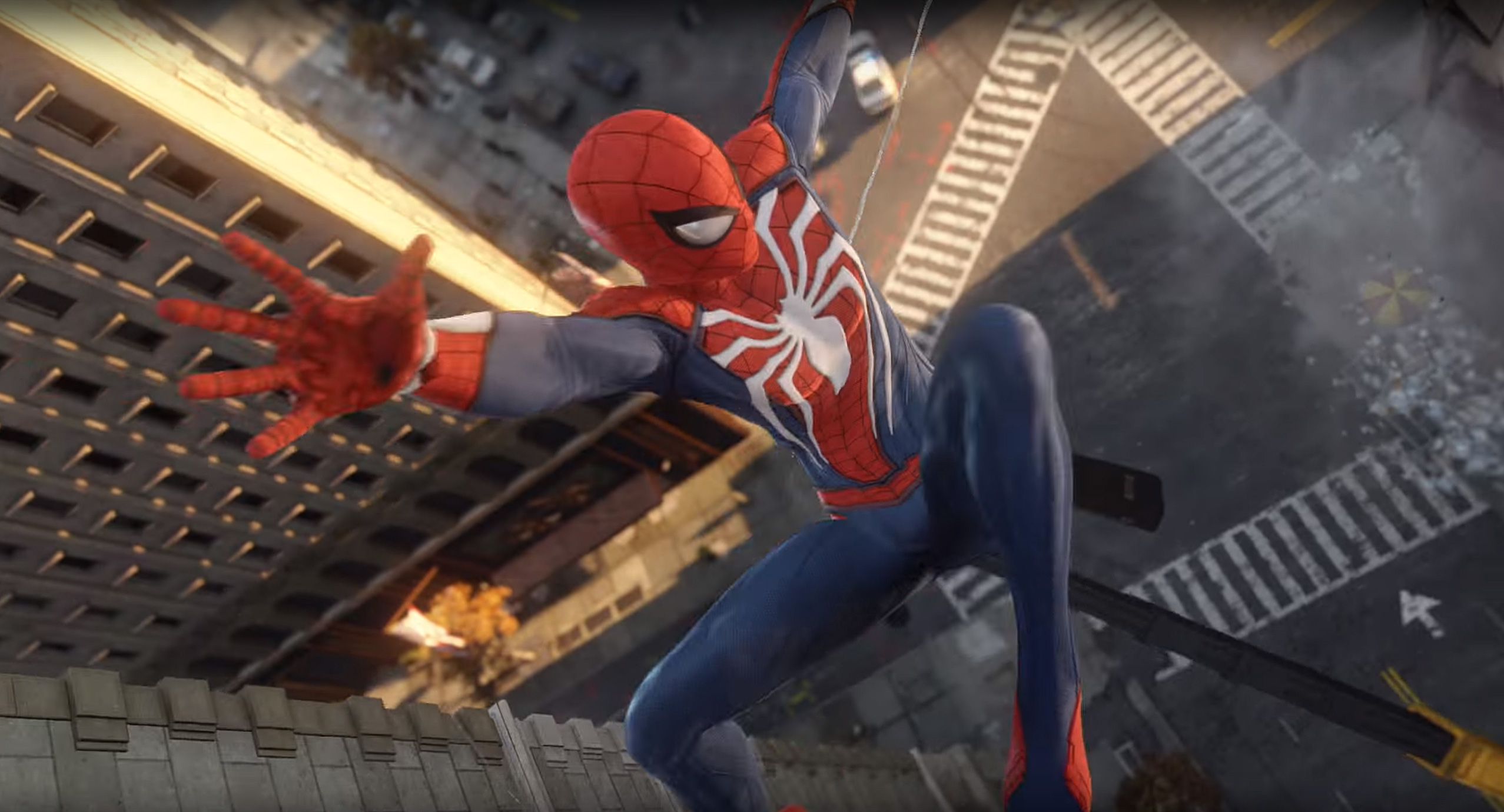 Spider Man 2017 Sony at E3 2017: Insom...