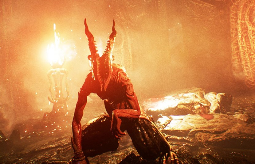 agony preview a firstperson journey through hell