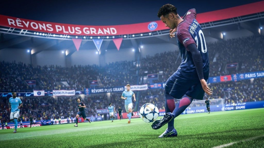 FIFA 19 in our Christmas Sales