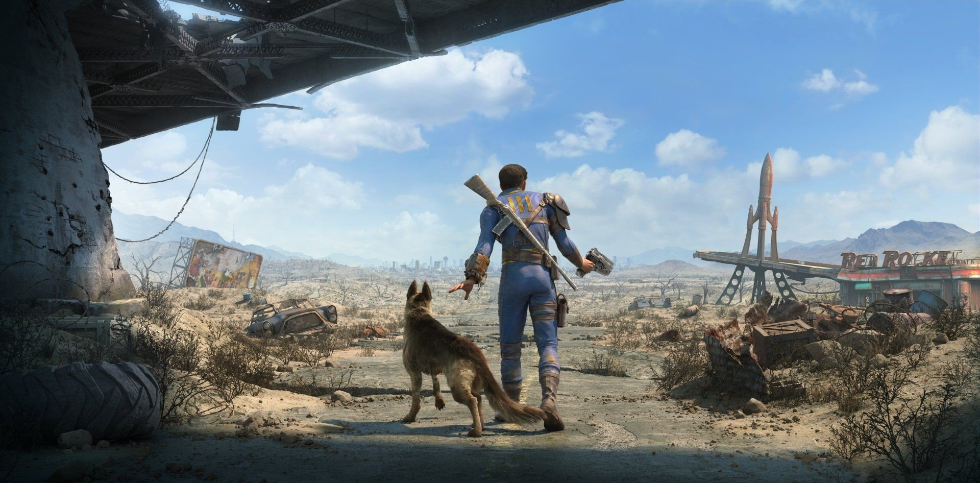 Three Huge Fallout 4 Mods to Play Until Fallout 76 Comes Out