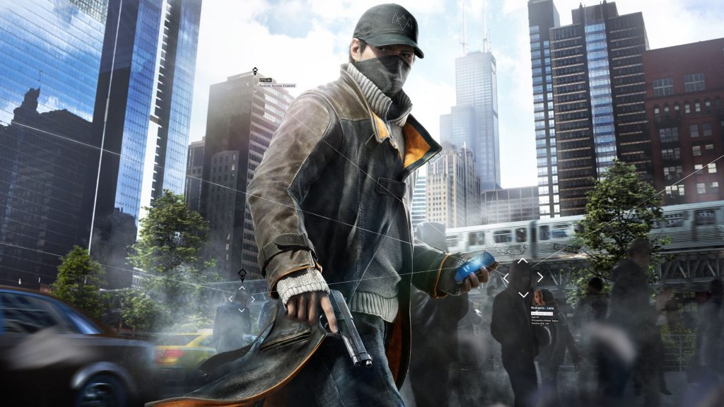 Will Aiden Pearce get teh World Cup of Characters