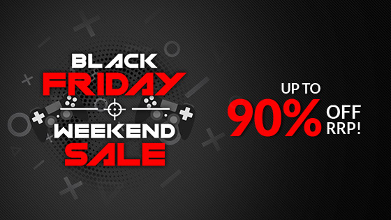 Black Friday Offers up to 90% off RRP