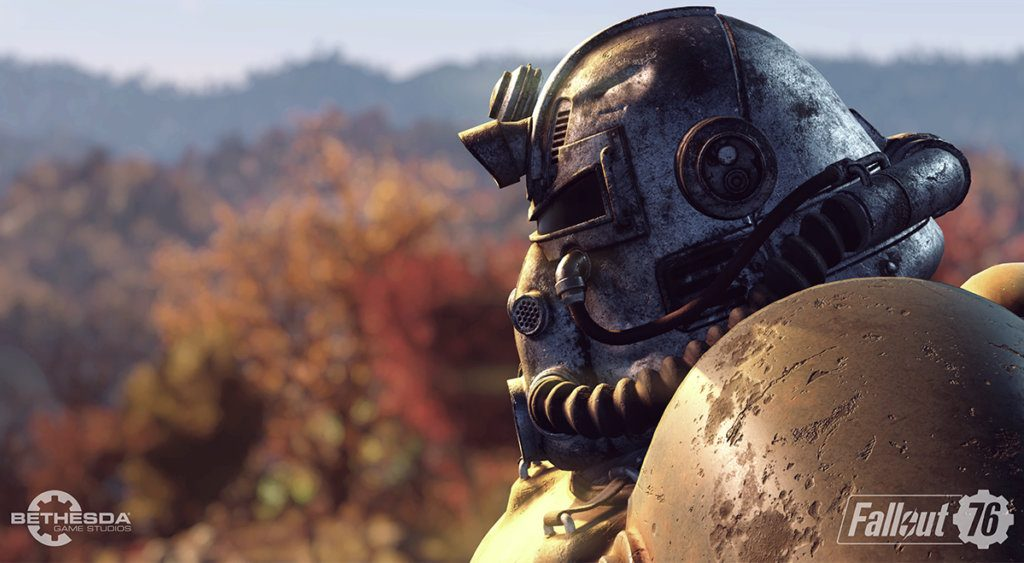 Play Fallout 76 with friends
