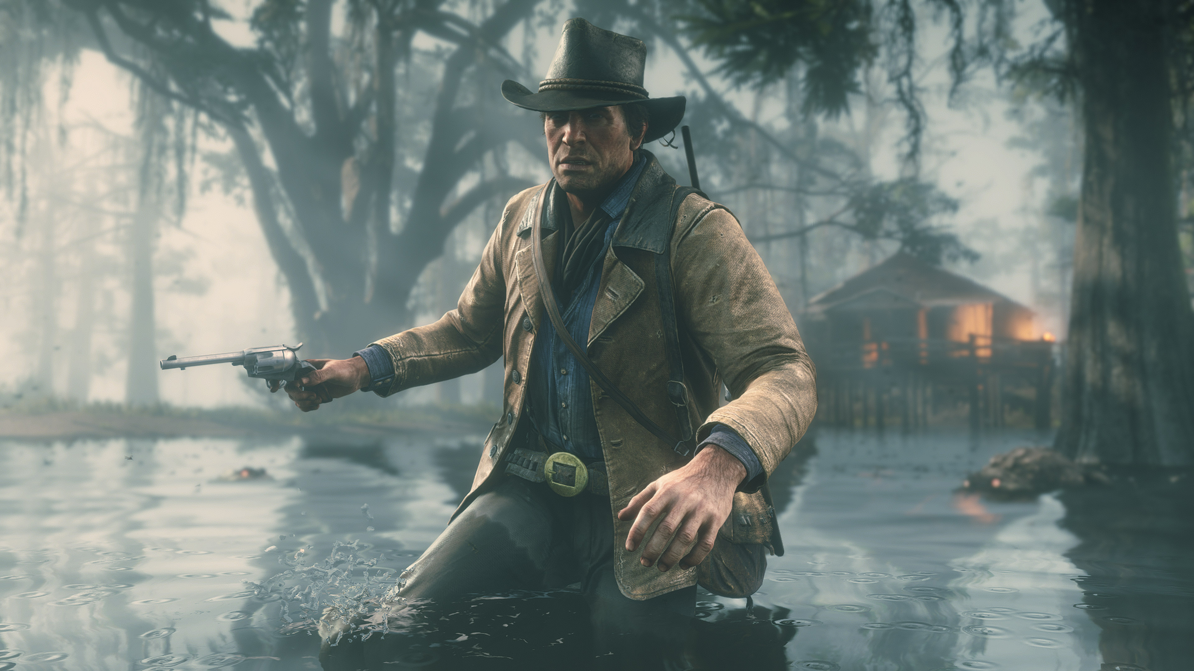 Red Dead Redemption 2 Arthur Morgan