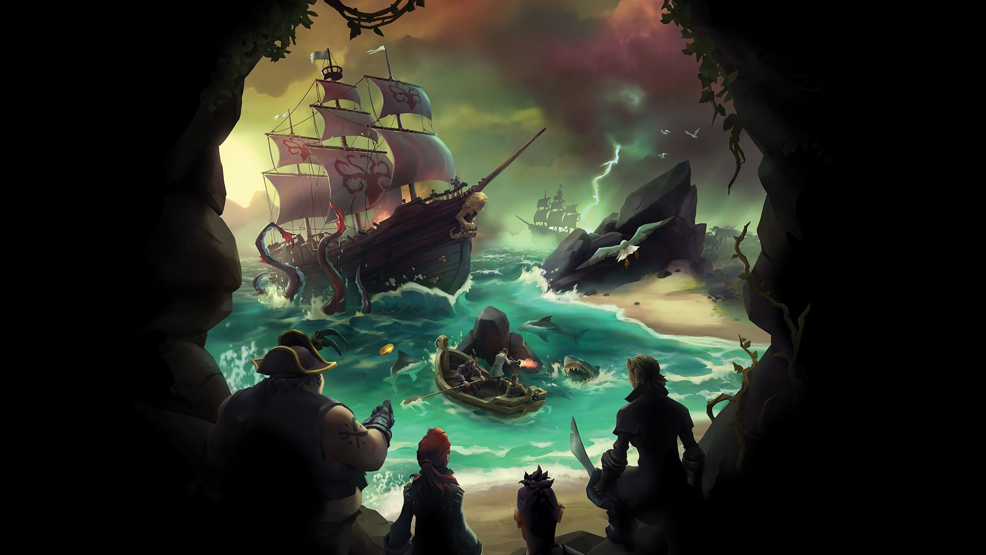 sea of thieves shrouded spoils cdkeys