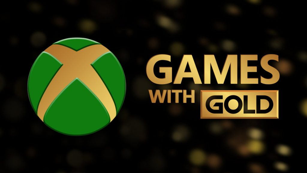 Xbox Live Games with Gold March logo