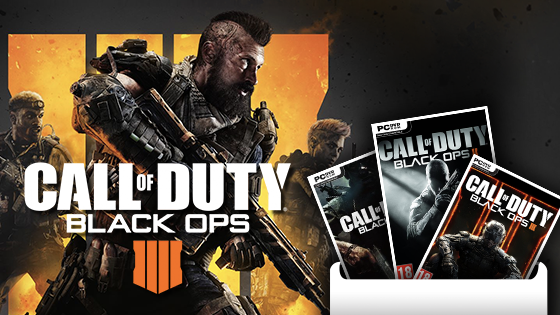 Call of Duty Black Ops Bundle deal image