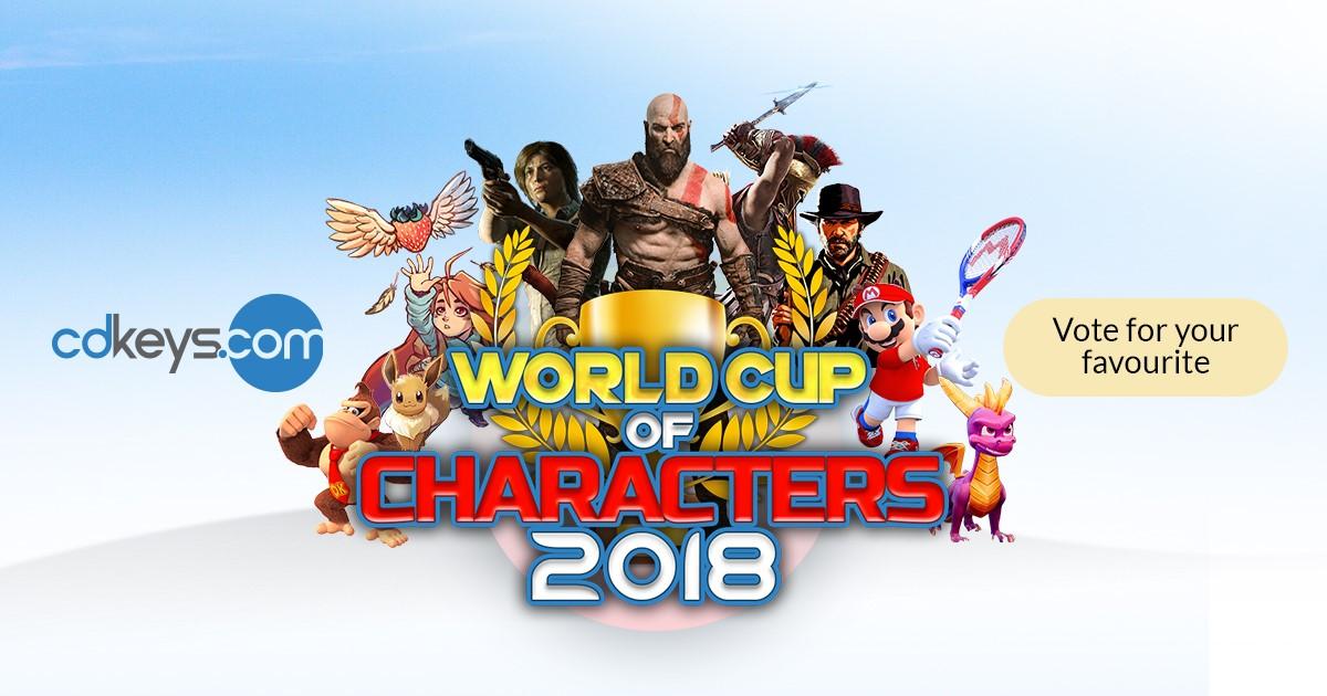 World Cup of Characters CDKeys.com