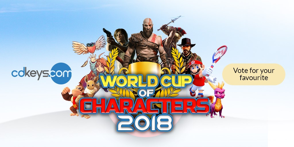 World Cup of Characters CDKeys.com