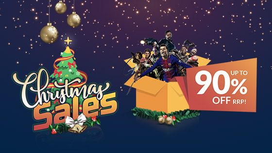 Christmas Sales 2019