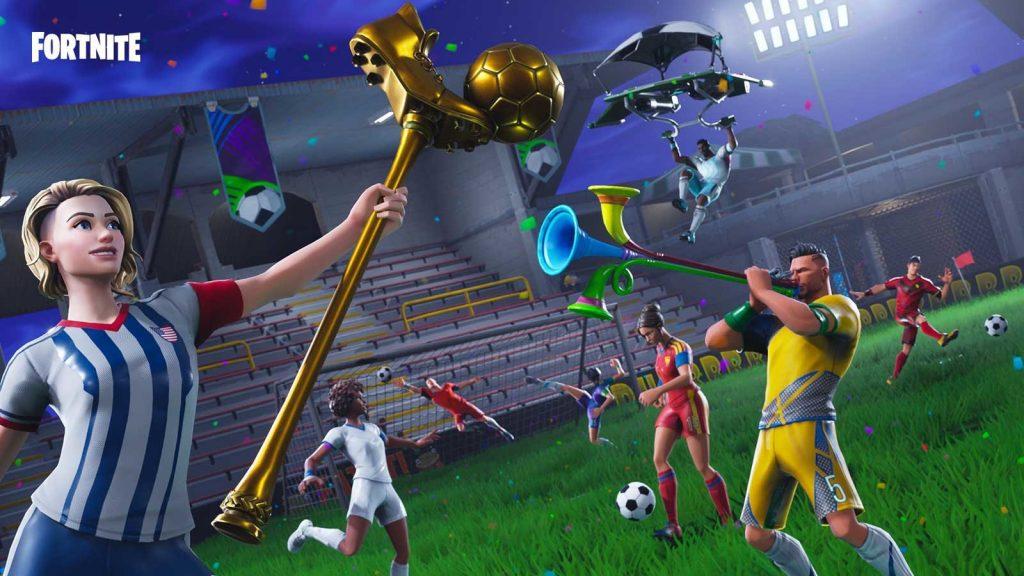 Fortnite World Cup esports