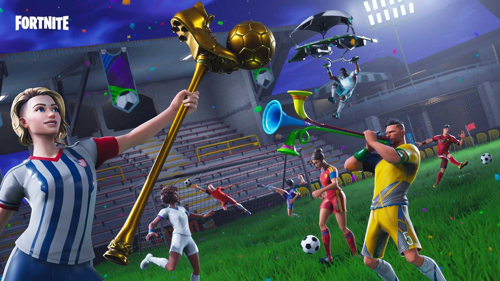 Fortnite World Cup in esports