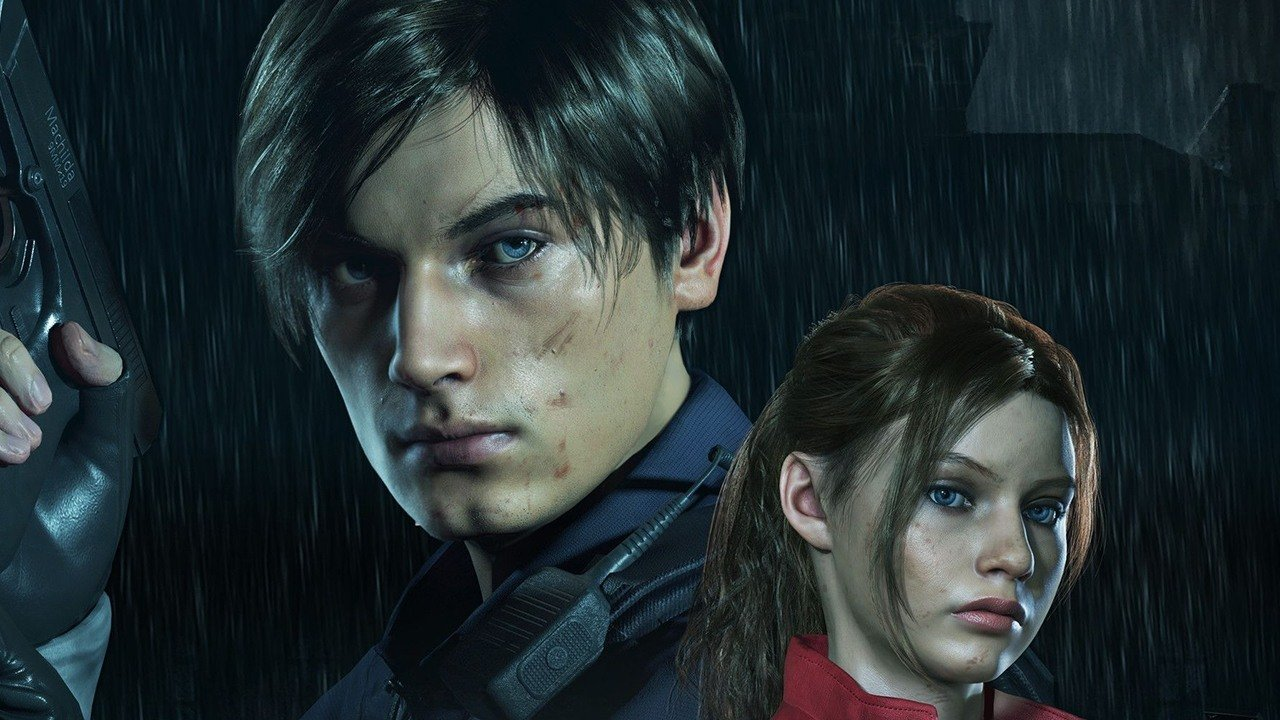 resident evil 2 leon and claire cdkeys