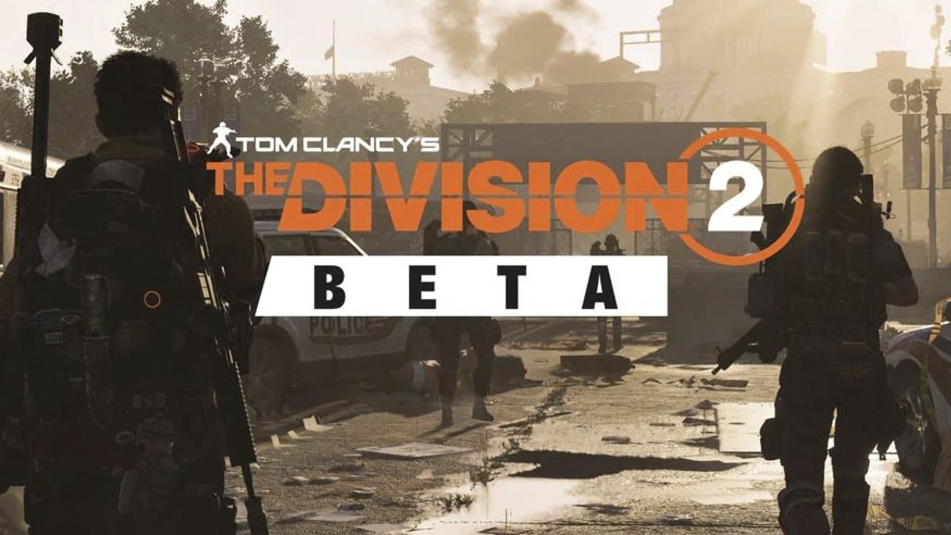 division 2 beta