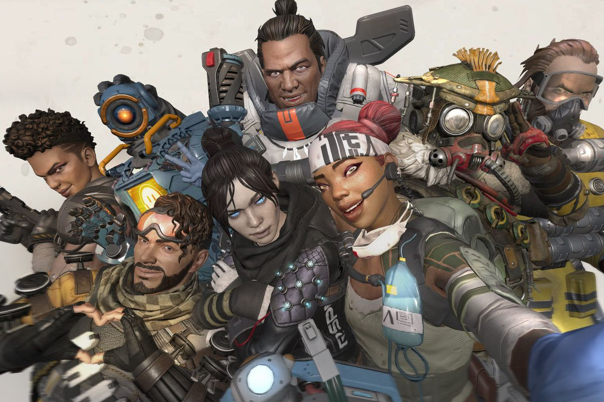 Apex Legends group cover