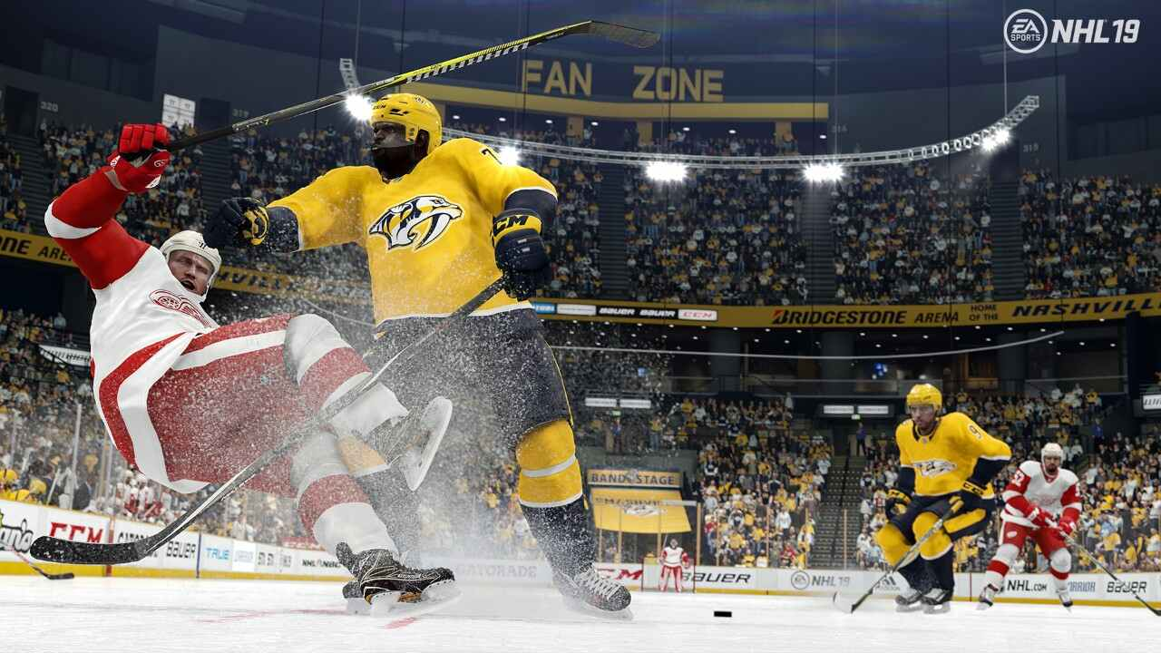 NHL19 in Games with Gold June