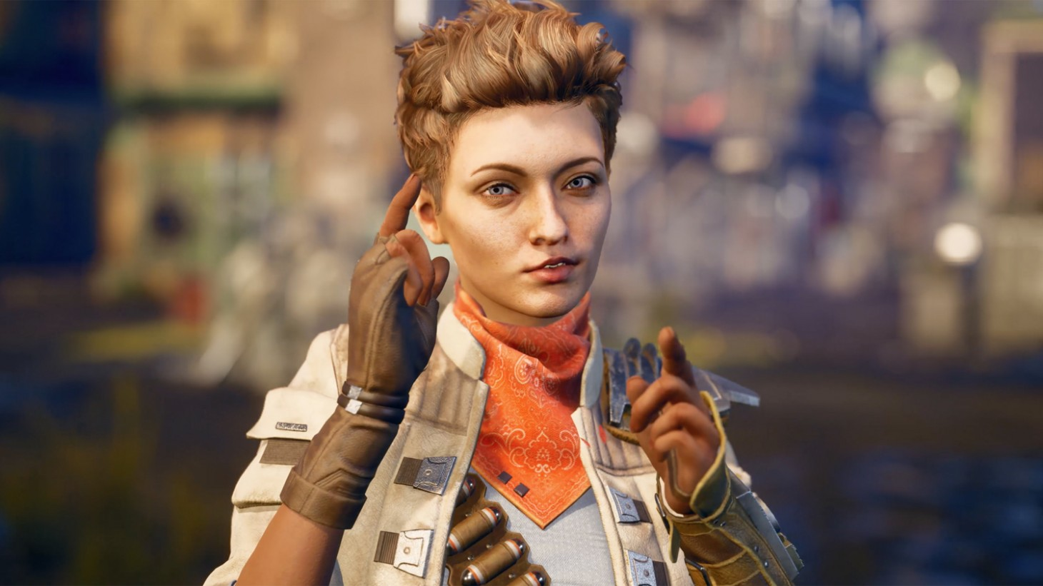 ellie the outer worlds 2019 games