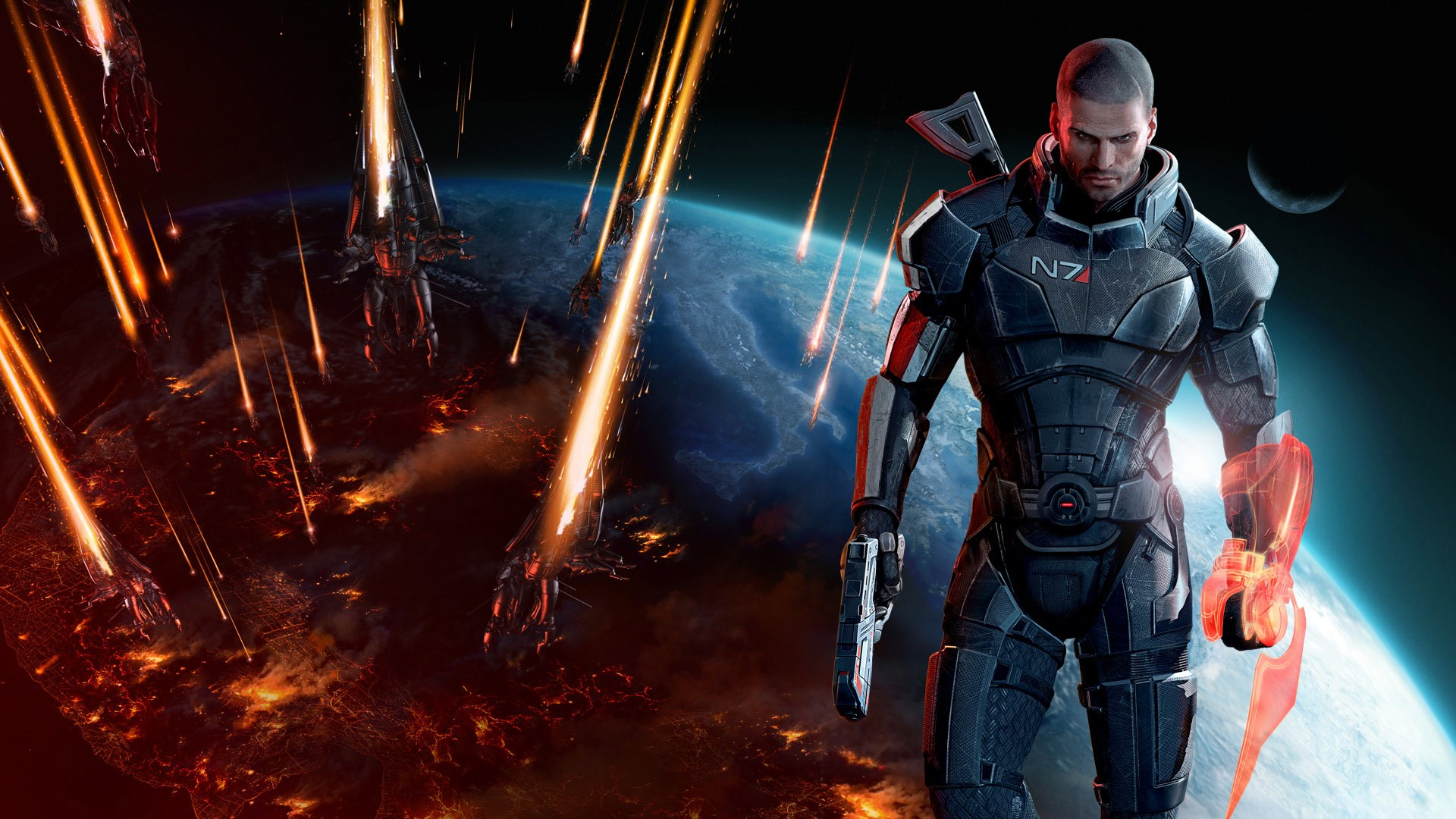 mass effect 3 in PC Games