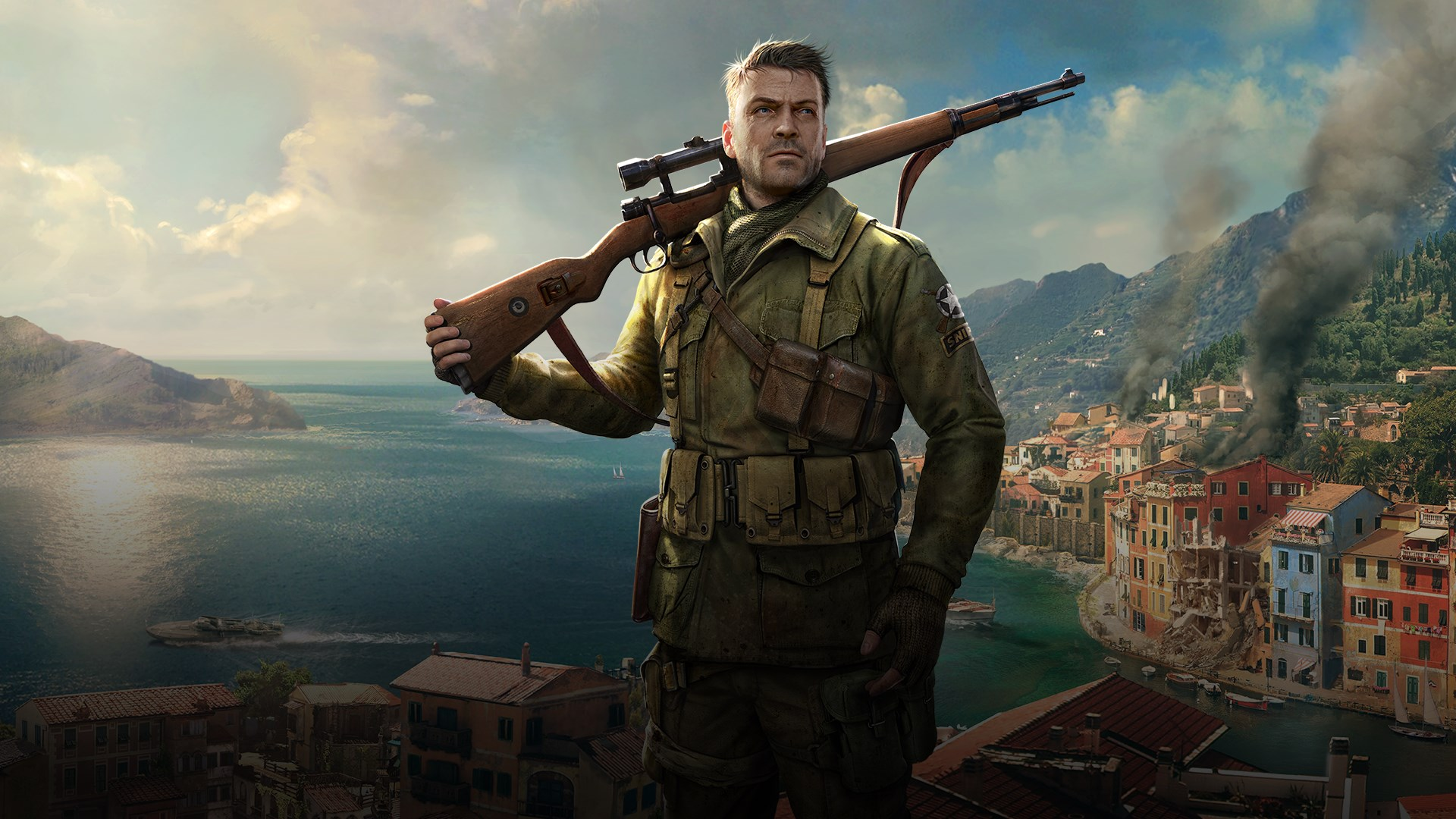PS Plus August Sniper Elite 4