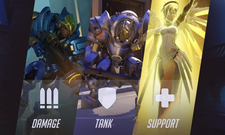 Overwatch Role Queue, patch, Sigma