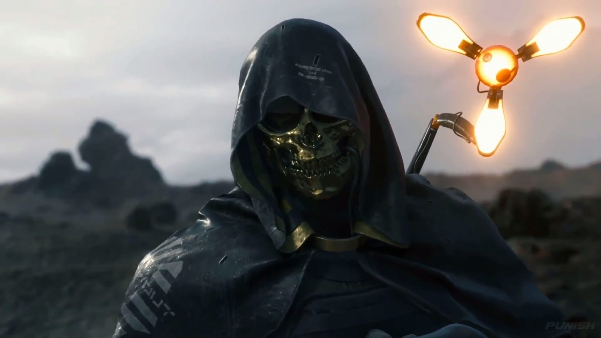 death stranding skull new games in November
