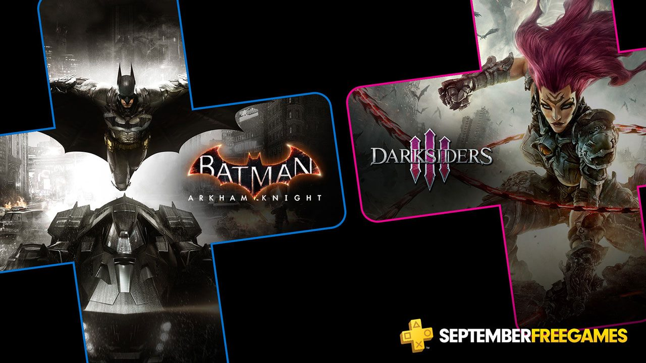 ps plus september 2019