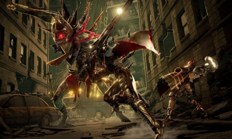 Code Vein in New Games in September