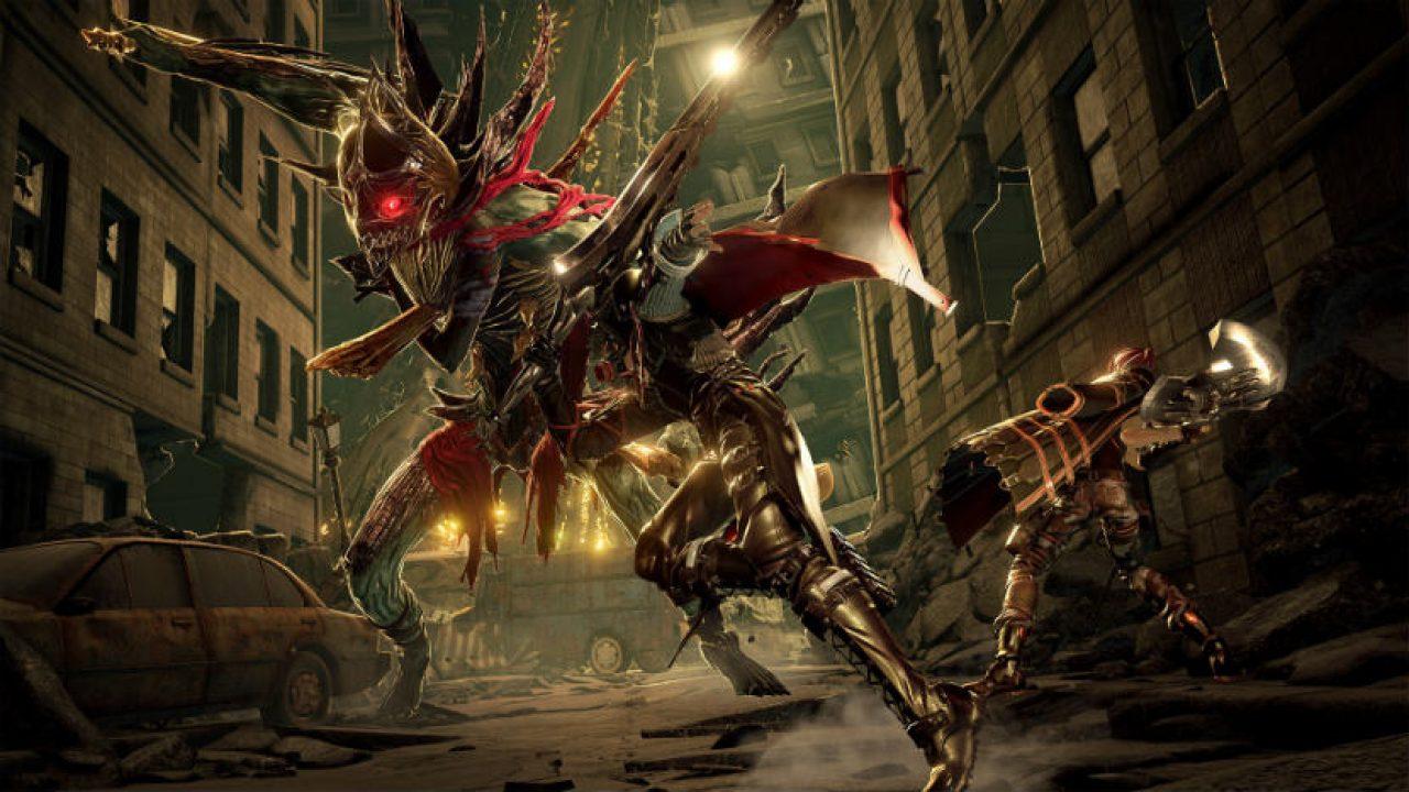 Code Vein in New Games in September