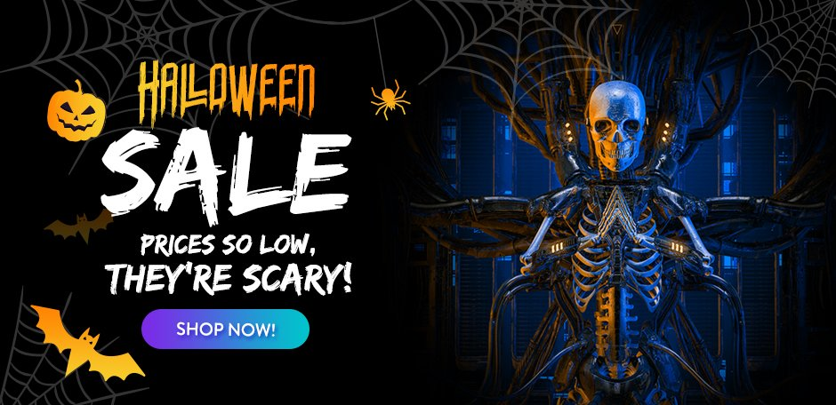 CDKeys Halloween Sale 2019