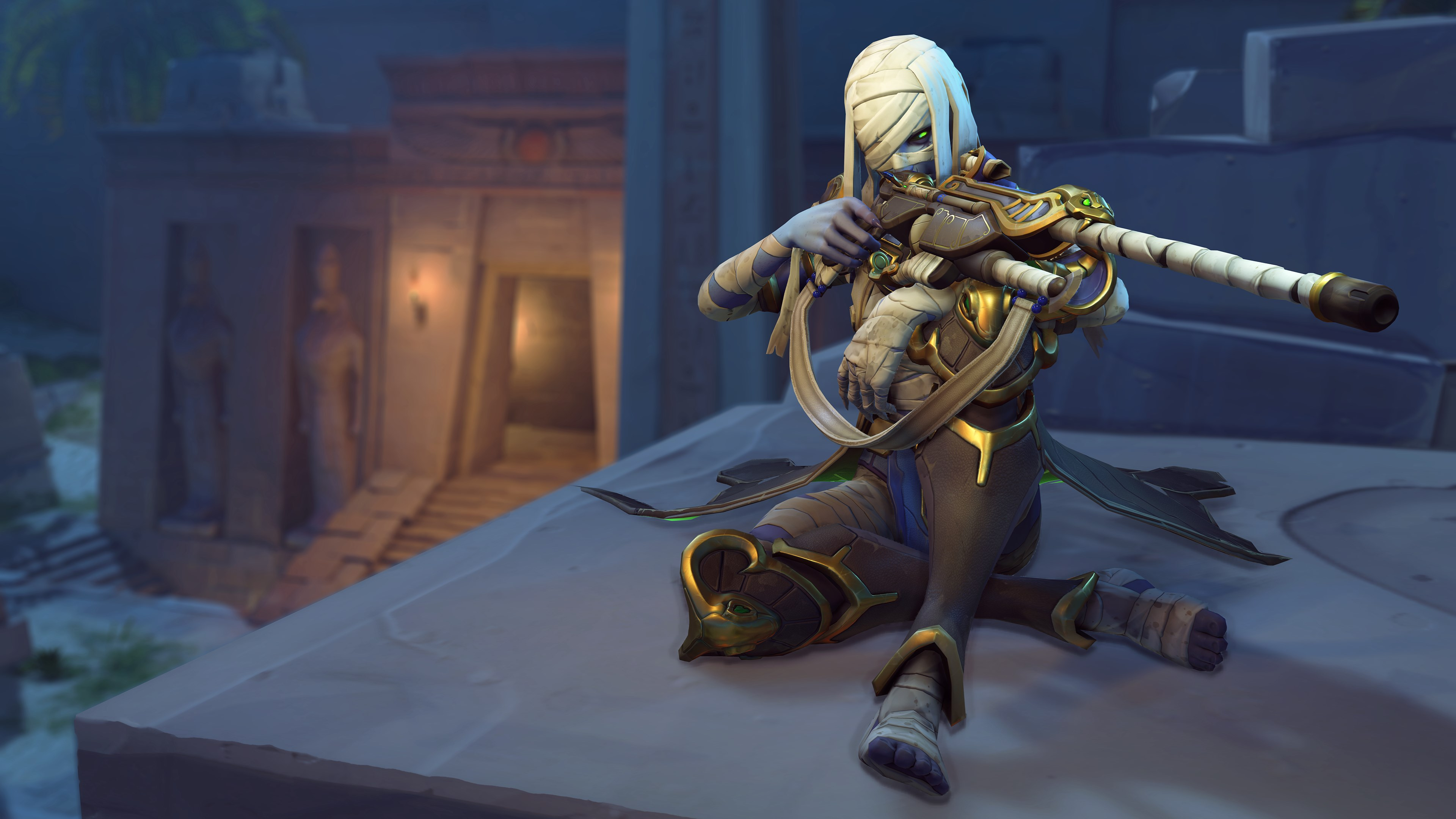 Overwatch Halloween Terror Event 2019, new skins