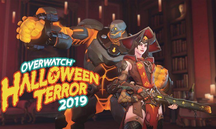 Overwatch halloween terror 2019