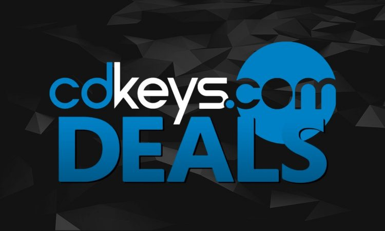 cdkeys paypal promotion