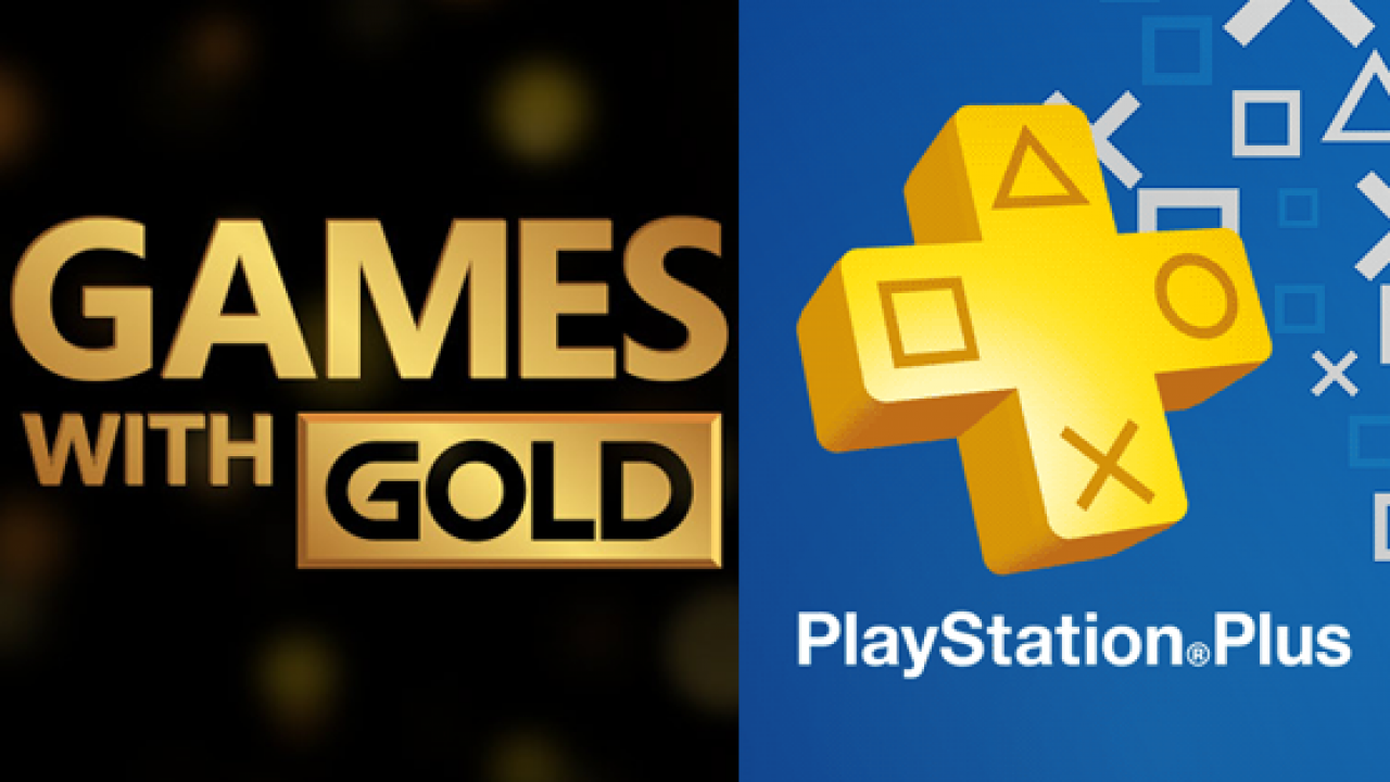 Ps Plus, Games with Gold free games