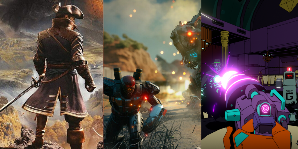 Greedfall, Rage 2, Void Bastards, Underrated, Overlooked, Games of 2019