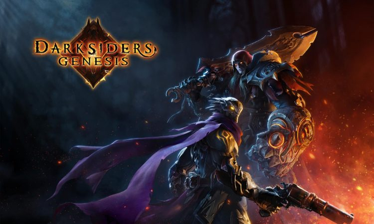 Darksiders Genesis, Co-Op