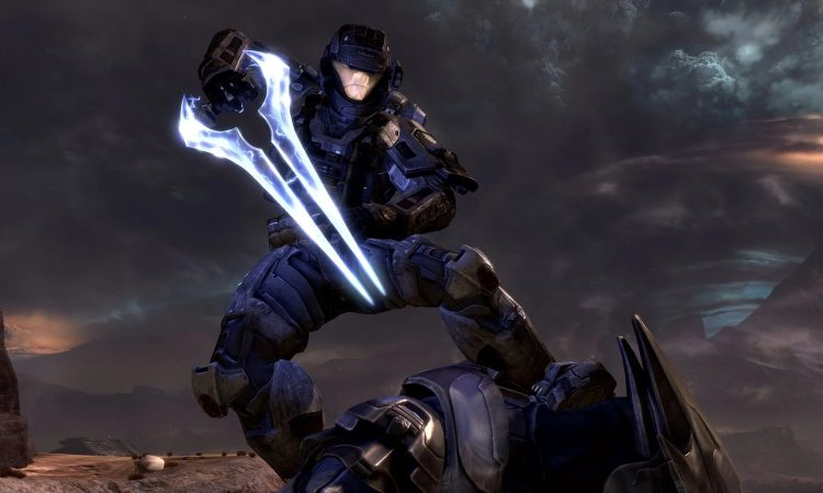 halo reach energy sword