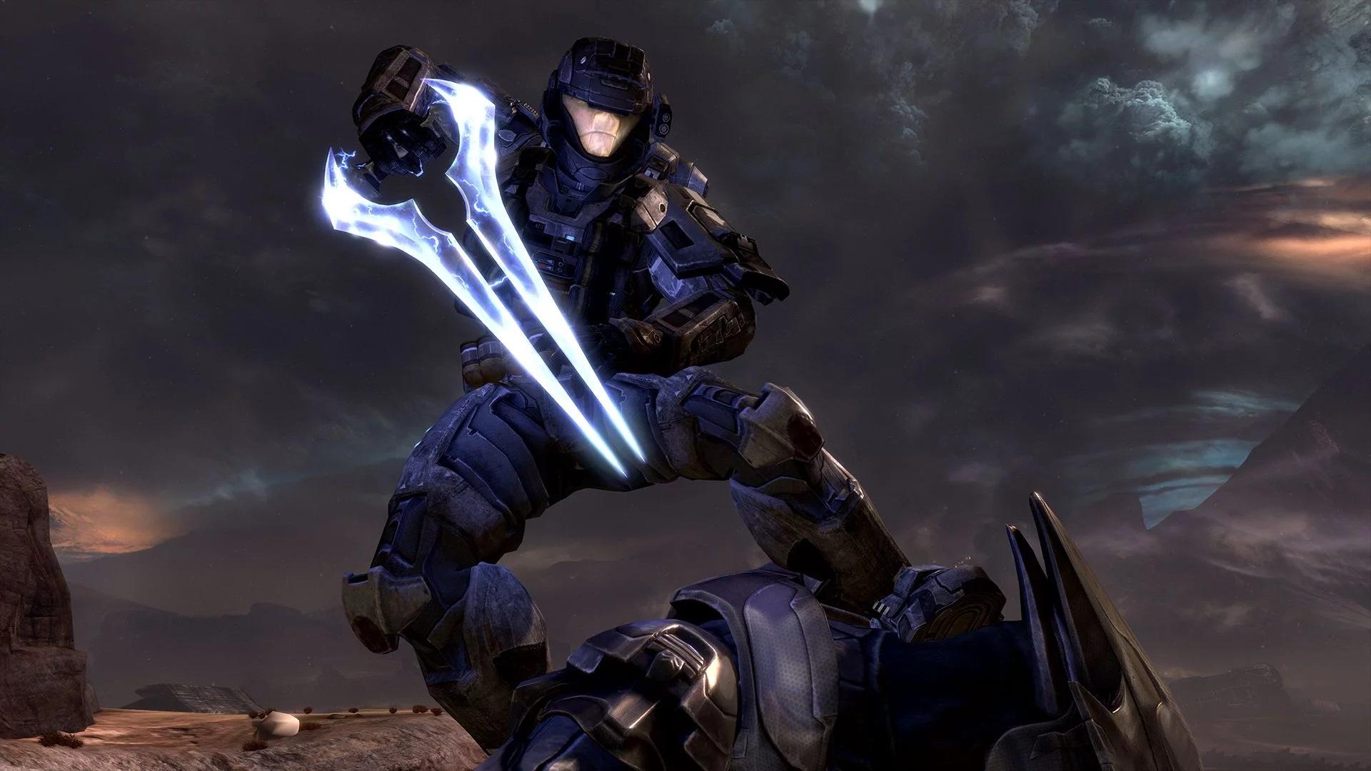 halo reach energy sword