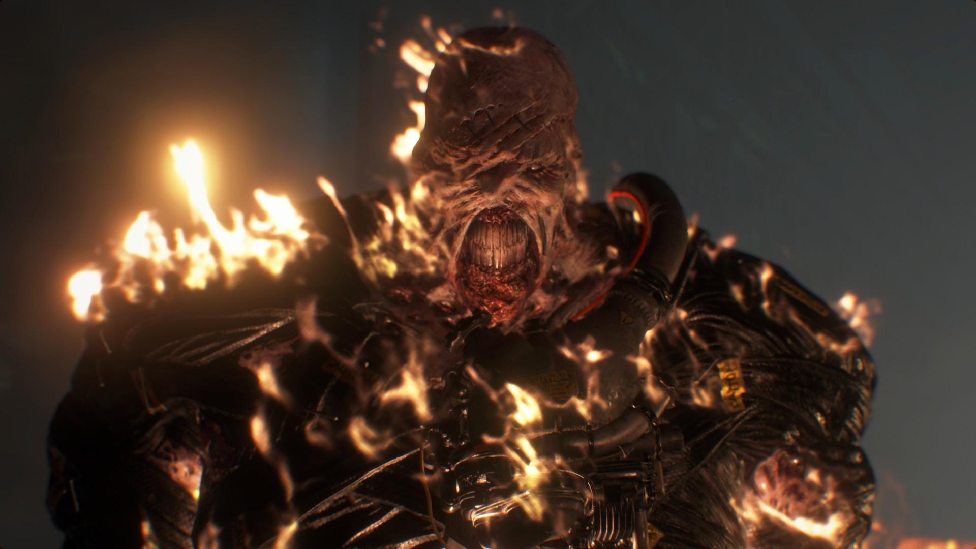 RE3 Nemesis, Resident Evil 3 Remake