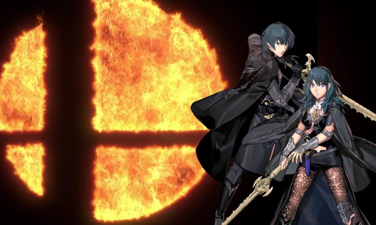 Super Smash Bros Byleth