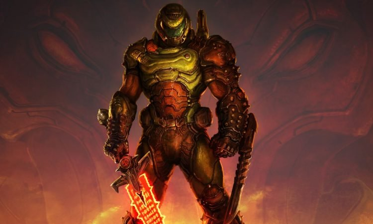 doom eternal doomguy