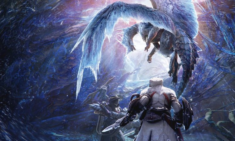 New Releases in January, Monster Hunter World: Iceborne