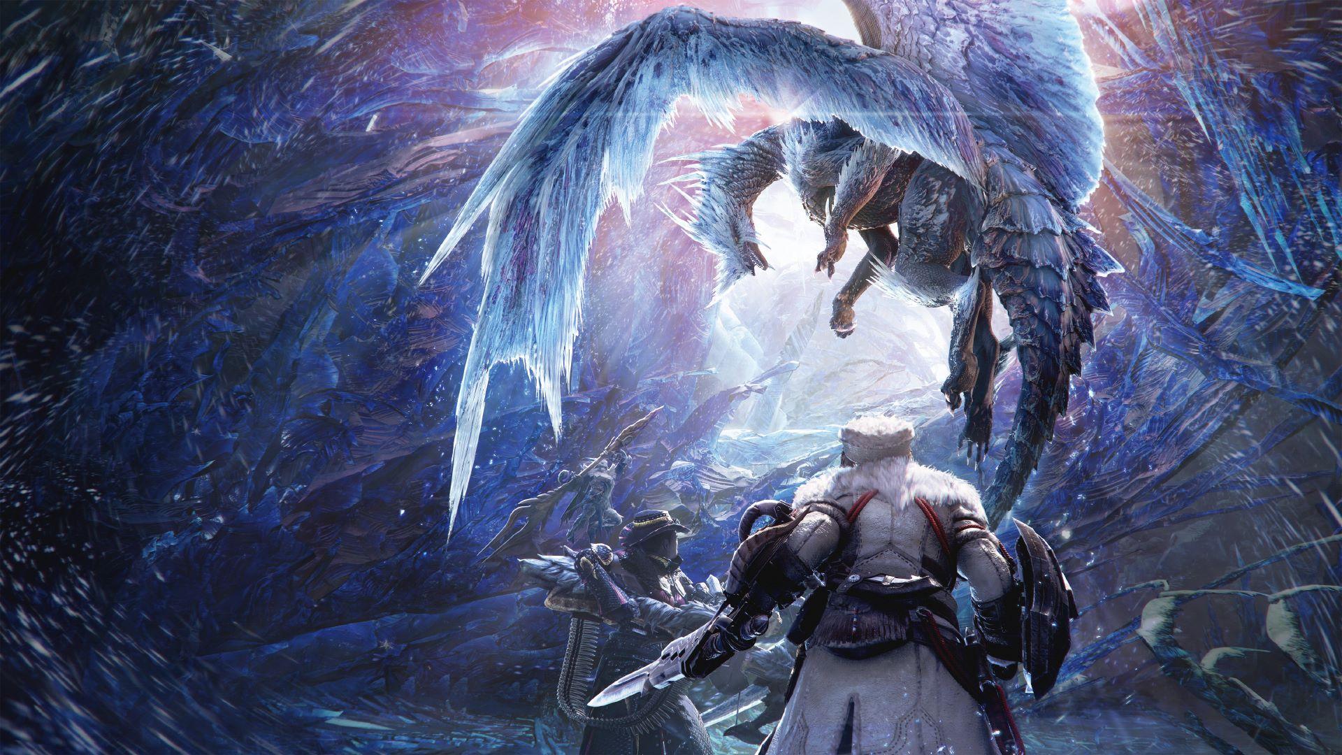New Releases in January, Monster Hunter World: Iceborne